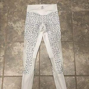 Pants - STRONG LIFTWEAR LEGGINGS WHITE XS